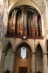 Basilique St Denis, Les Grandes  Orgues