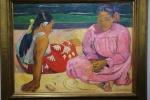 Tahitiennes Parau.Api Paul Gauguin