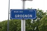 Rue du GROGNON