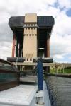 Vue du canal inférieur