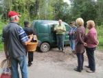 Rencontre avec un garde forestier