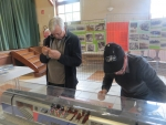Expo Crespin 2014 - Preparatifs