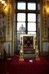 Trône Napoléon 1er