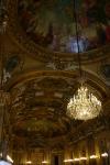 Salle des Conférences-Plafond et lustres