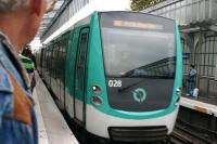 Vue métro MF2000 de Crespin