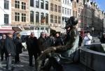Flanerie dans les rues de Bruxelles