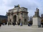Arc de Triomphe du CAROUSSEL-Louvres