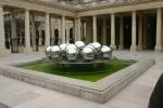 Bassin aux boules-Jardins du Palais Royal