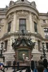 Entrée du Palais Gaarnier