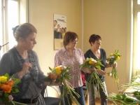 Année 2013 montage d'un bouquet