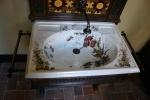 Lavabo ouvragé