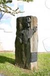 Statues en hommage à MAGRITTE