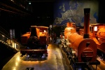 Vue loco vapeur