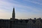 Toitures de la Place du marché et le Beffroi (Arras)