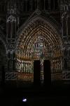 Illumination ND Portail Principal (Amiens)