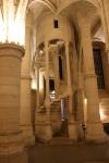 Conciergerie, escaliers accès aux cuisines