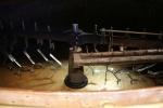 Intérieur d'une cuve de brassage