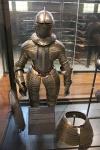 Armure de Louis XIII enfant