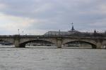 Verrière du Grand Palais depuis la Seine