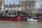 Habitations sur la Seine