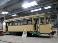 Ancien tram de Valenciennes