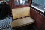 Voiture de 1er classe sièges paille