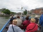 Promenade sur la Meuse et la Sambre