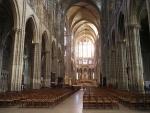 Basilique St Denis, la Nef centrale